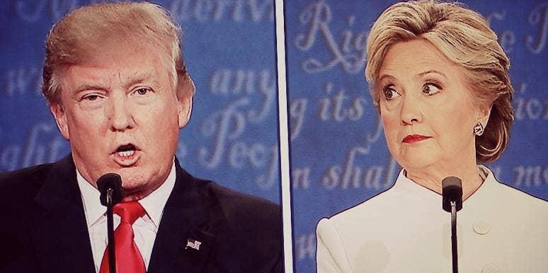 2016 election Donald Trump Hillary Clinton president