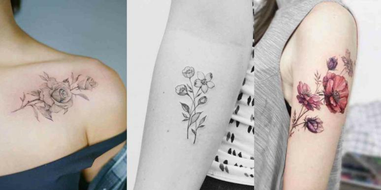 50 Elegant Tattoo Designs For Every Woman Yourtango