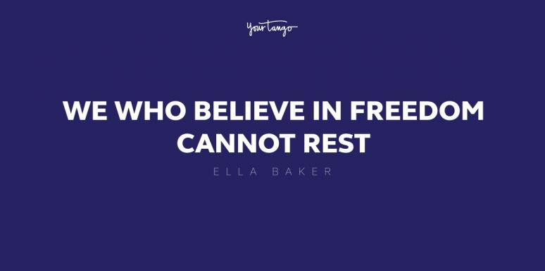25 Motivational Ella Baker Quotes To Inspire Activism