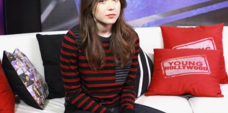 Homosexuality & Gay Lifestyle: Ellen Page Coming Out Speech