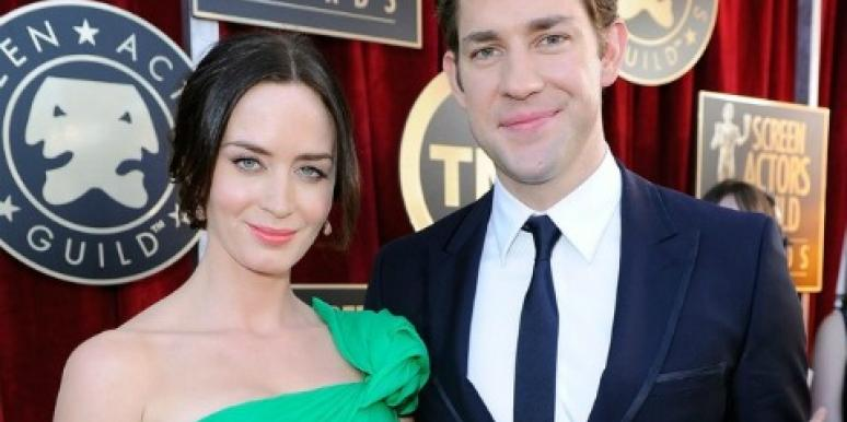 John Krasinski Emily Blunt Wedding.Emily Blunt On Her Successful Marriage With John Krasinski