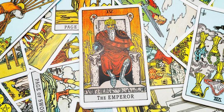 Emperor Tarot Card Meanings: Upright, Reversed, & In Love
