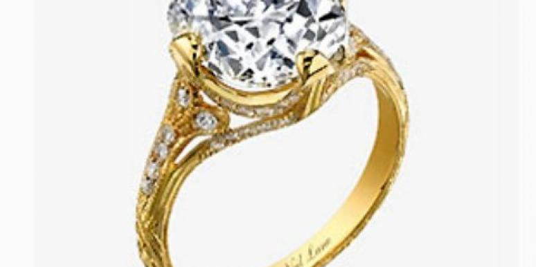 Miley Cyrus' 3.5-carat Neil Lane diamond ring