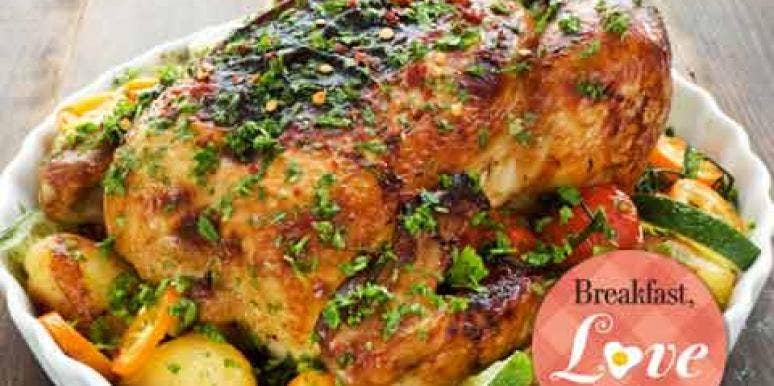 engagement chicken recipe contest
