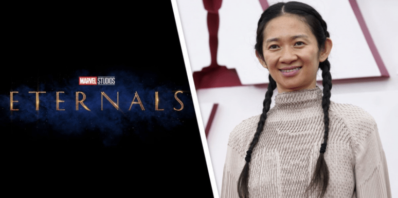 How Is Chloé Zhao Making Eternals More Intimate Than Other Marvel Movies?