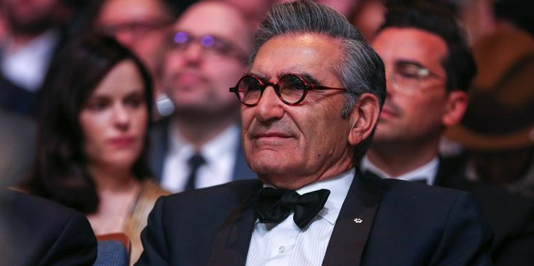 eugene levy at awards show