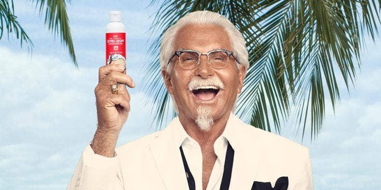 kfc skin sunscreen