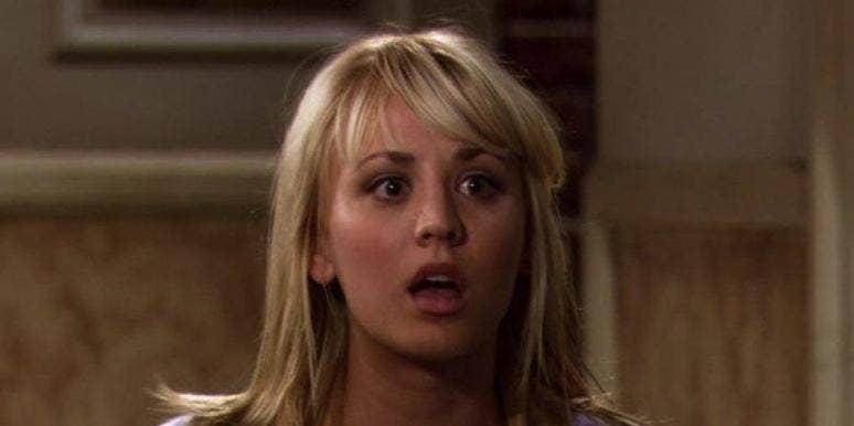 Kaley Cuoco from The Big Bang Theory