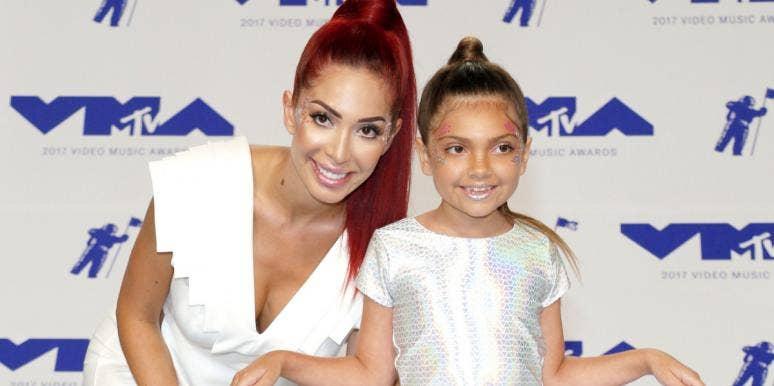 farrah abraham and daughter sophia
