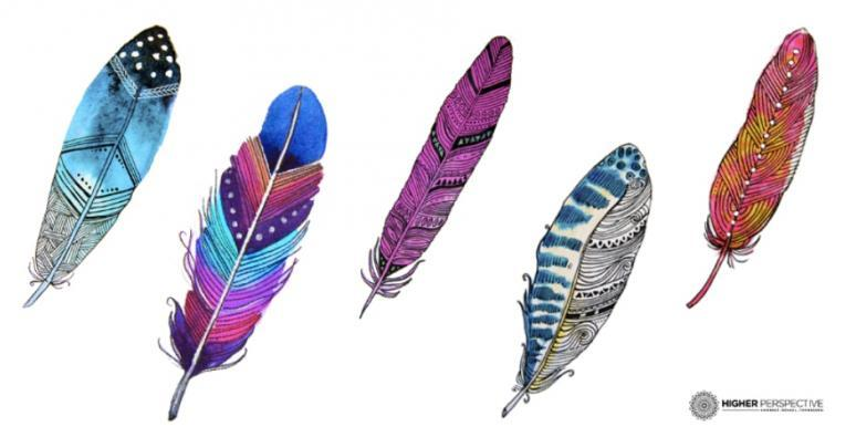Feather Personality Test Reveals What You Want Most In Life
