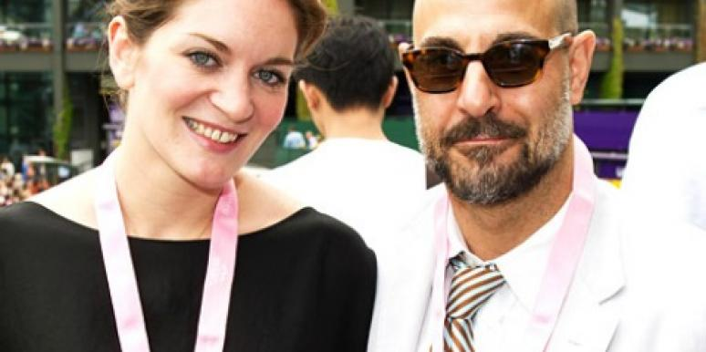 Stanley Tucci And Emily Blunt's Sister Are Engaged!
