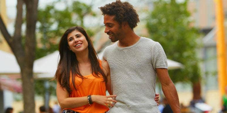 monogamous relationship