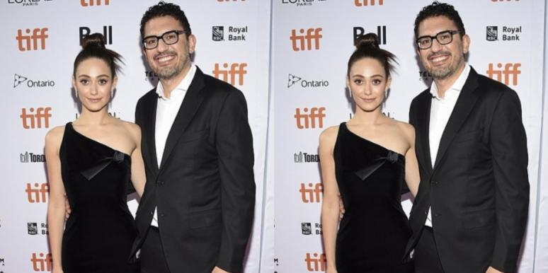 Who Is Emmy Rossum's Husband Sam Esmail?