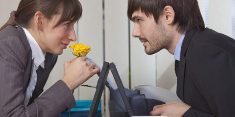 tech nerds flirting