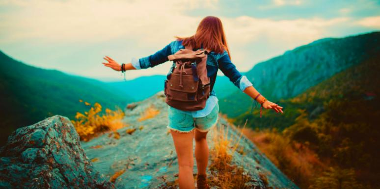 how nature therapy can make you feel happier