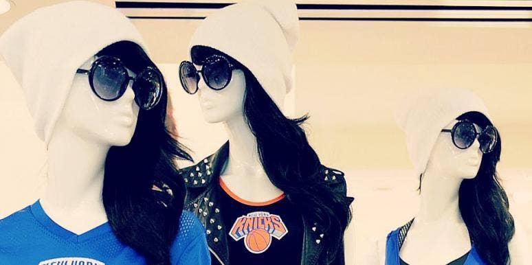 Forever 21 mannequin