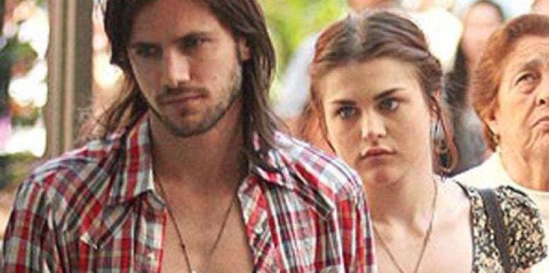 Frances Bean Cobain: Engaged To A Kurt Cobain Look-Alike?