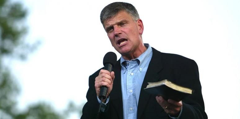 Who Is Billy Graham's Son? Franklin Graham To Speak At Republican National Convention