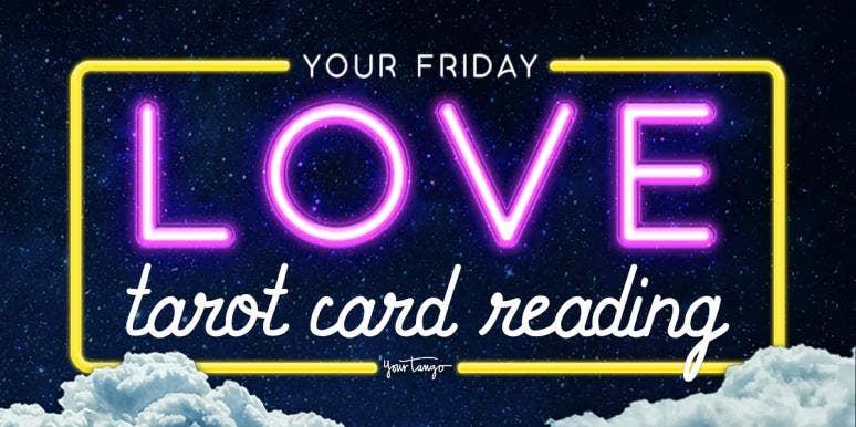 Today's Love Horoscopes + Tarot Card Readings For All Zodiac Signs On Friday, May 1, 2020