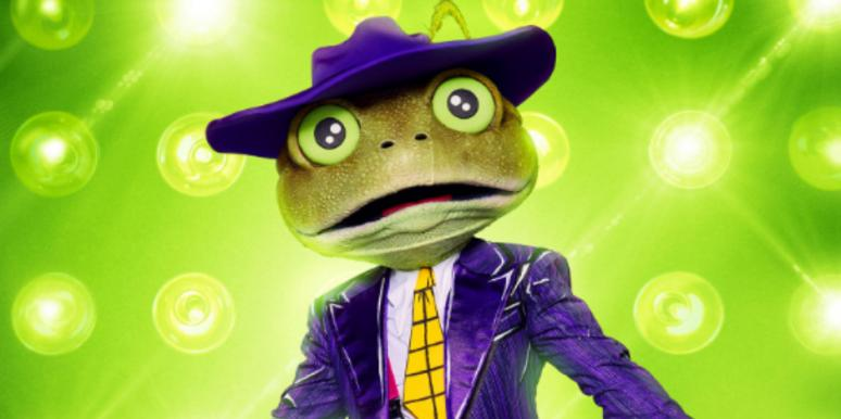 Who Is The Frog On 'The Masked Singer'? Masked Singer Spoilers Ahead!