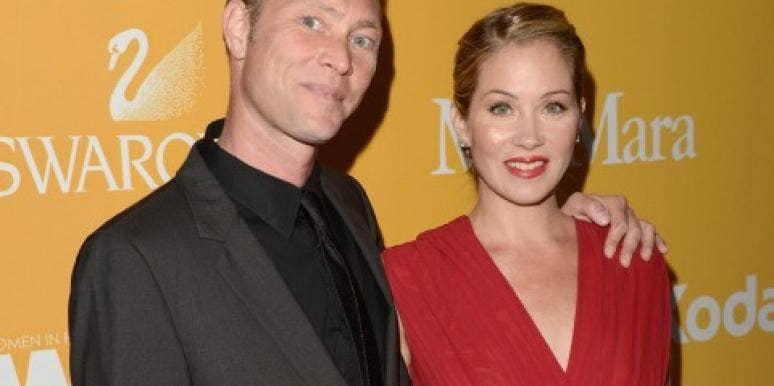 Christina Applegate & Martyn LeNoble