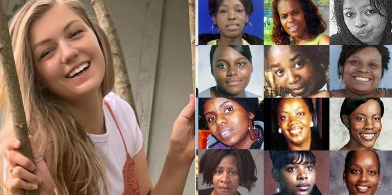 Gabby Petito, Missing Black Women