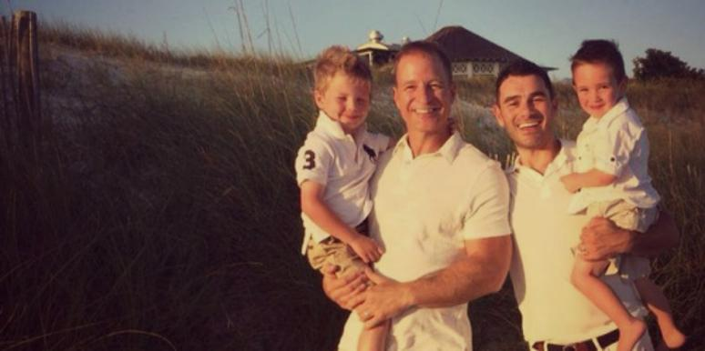 gay couple with kids
