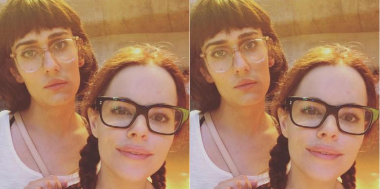 Who Is Emily Hampshire? New Details Teddy Geiger New Girlfriend Relationship