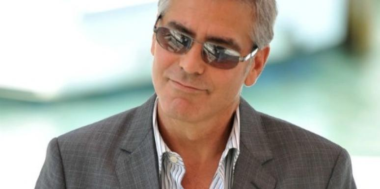 """Is George Clooney Lonely And Hollywood """"Poor""""?"""