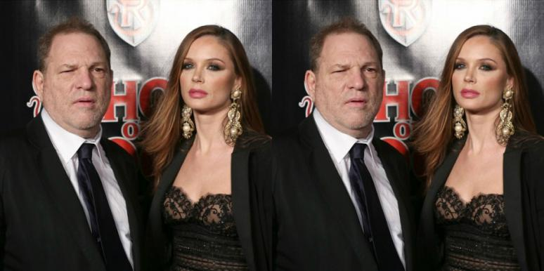 Georgina Chapman Harvey Weinstein Wife