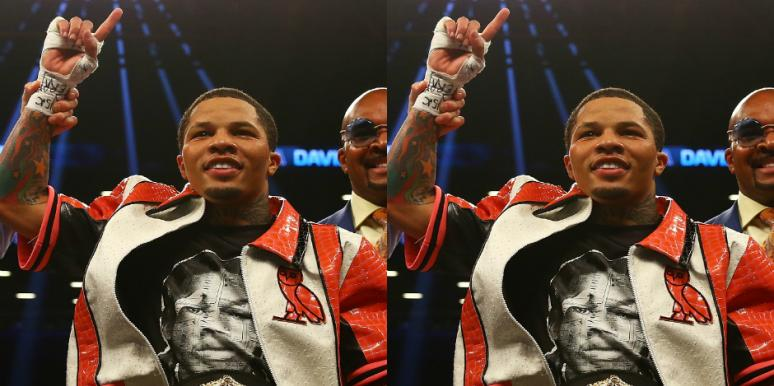 Who Is Gervonta Davis? Boxer Caught On Tape Brutalizing Baby Mama Andretta Smothers