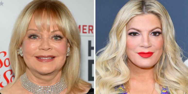 Who is Tori Spelling's Mom? New Details About Candy Spelling
