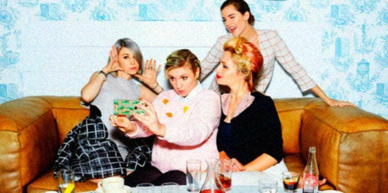 Girls TV show