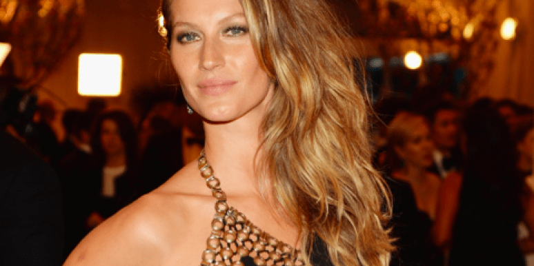 Celebrity Sex: Gisele Bundchen Models Hot Lingerie On Instagram