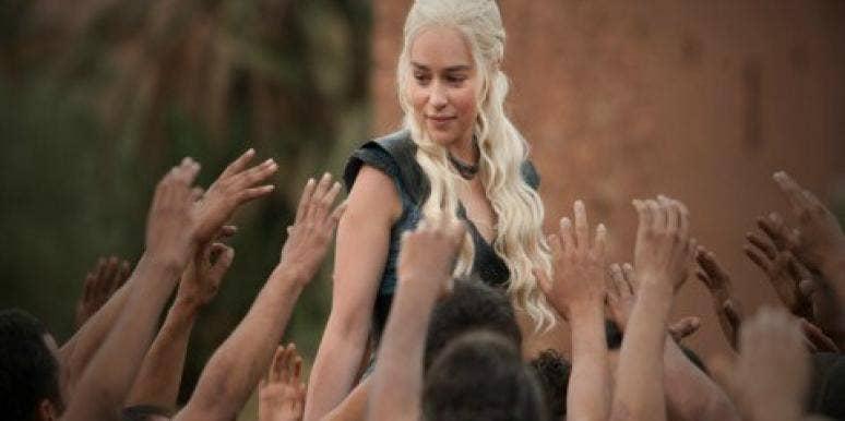 Daenerys Targaryen, Khaleesi and Mother of Dragons