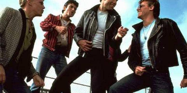 Grease John Travolta