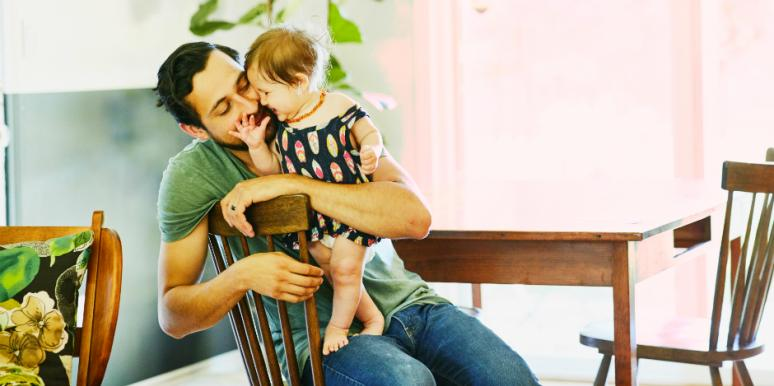 If Your Guy Does These 8 Things, He's Gonna Be A GREAT Dad