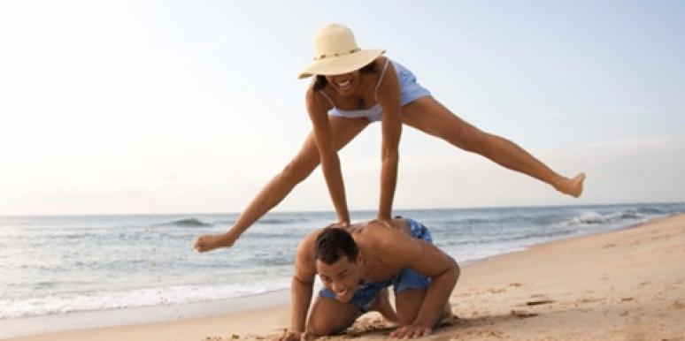 leap frog couple