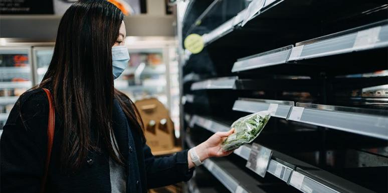 8 Ways To Limit Coronavirus Exposure When Grocery Shopping Or Ordering Takeout