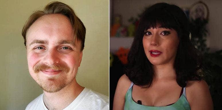 Gus Johnson and Abelina Sabrina