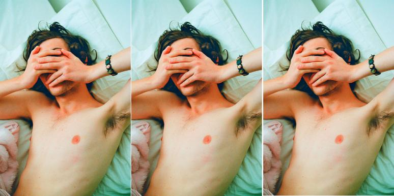 Why Men Fall Asleep With Hands In Their Pants