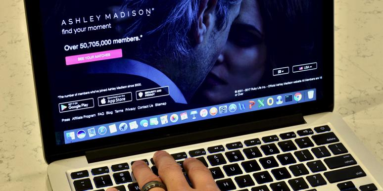 I Was Hacked On Ashley Madison, But It's You Who Should Feel Ashamed