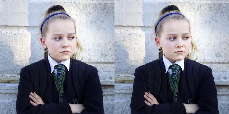 "13-Year-Old Sent Home From School For This ""Crazy"" Hairstyle"