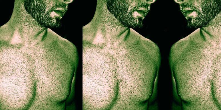 why hairy men make better husbands