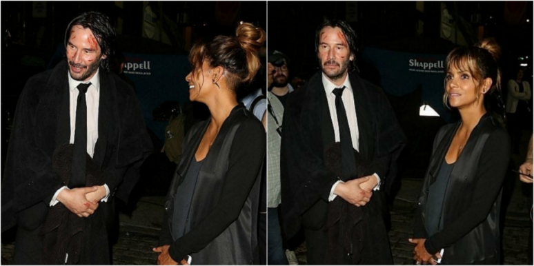 Are Halle Berry And Keanu Reeves Dating?