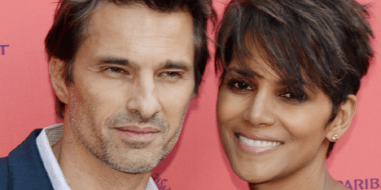 Celebrity Couples: It's A ... For Halle Berry & Olivier Martinez!