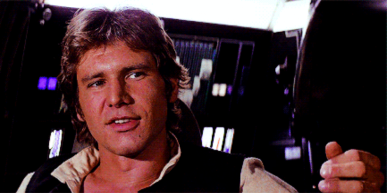 How To Say I Love You, As Told By Han Solo