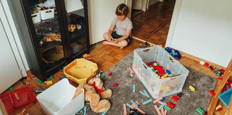 Happymess: The Joy of Clutter