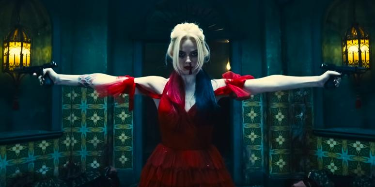 Harley Quinn Suicide Squad red dress