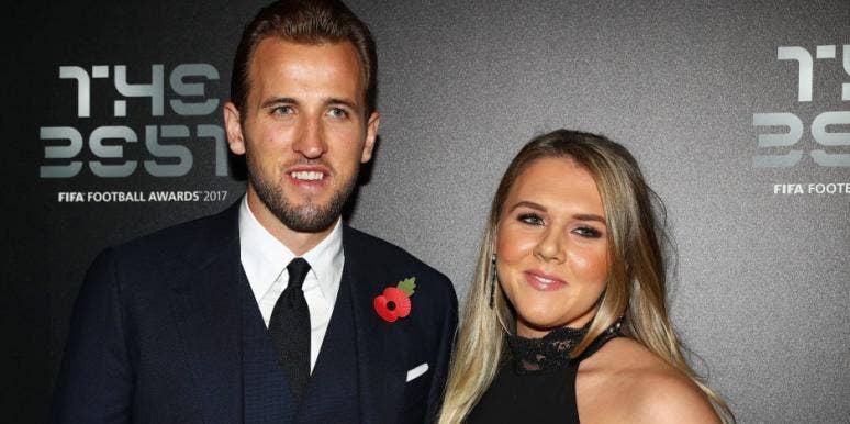 is Harry Kane married?